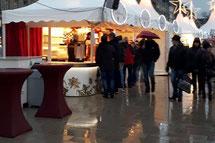 Glühweinwagen mieten und Glühweinstand mieten in Bremen Bremerhaven