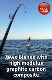 Jaws Rod Blanks Introduction!