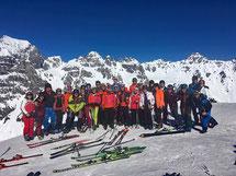 Skiausflug ins Skigebiet Schlick 2000 im Stubaital 2019