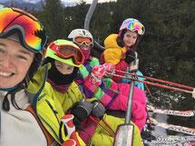 Ski-Freizeit für Kinder beim Skiteam SV DJK Heufeld
