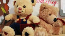 Die Teddy Gruppe ist Hort und Krippe bei Eris Arche