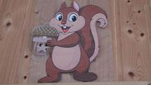 Elementar-Gruppe Eichhörnchen Eris Arche