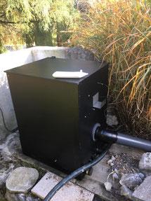 Nachrüstung Genesis Filtersystem