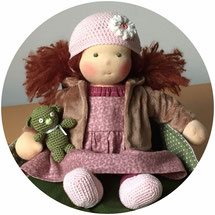 Puppenkind Viveka