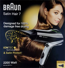 braun haartrockner satin hair 7 hd 710, braun haartrockner satin hair