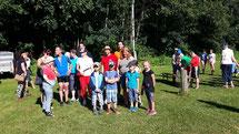 Sportfest Camphill