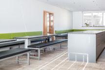 Raum für Kurse und Vorträge mieten
