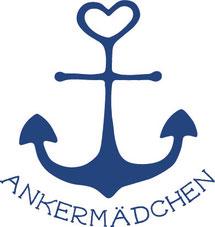 Ankermädchen Fischerin's Kleid Logo