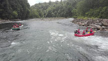 Rafting in Arenal- Class 2 & 3