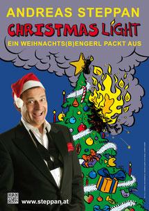 Andreas Steppan Christmas light Stadtgalerie Mödling