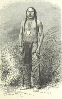 Indianersagen von der Entstehung der Erde