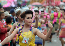 Bun Bang Fai - das Raketenfest