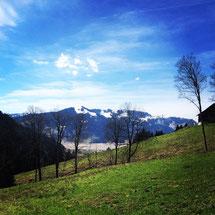Aussicht, Auszeit auf der Alp, Ronald Kalbermatten, Der Coach
