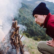 Männer, Frauen, Feuer, Auszeit auf der Alp, Ronald Kalbermatten, Der Coach