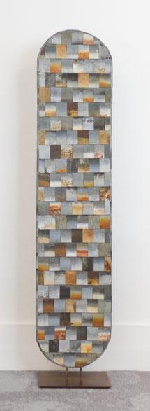 Planche délavée 30x30x150 cm