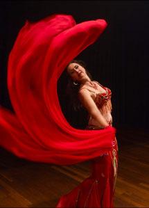 orientalischer Tanz Bern und Thun