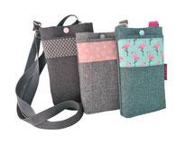 Smartphonetaschen, Umhängetasche für Handy Handykette