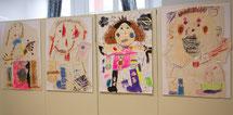 Ausstellung der LichtwarkSchule, Foto: S. Heldt