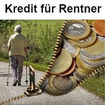 Kredit für Rentner und Pensionäre