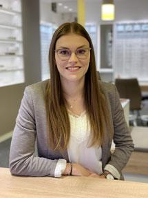 Tabea Link, Mitarbeiterin beim GlasHaus - dem optiker