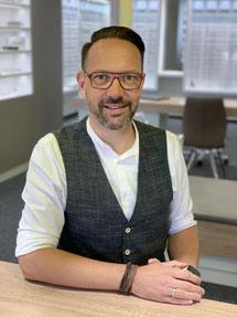 Thomas von Elling, Geschäftsführer beim GlasHaus - dem optiker