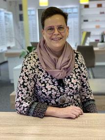 Sabine Lüth, Mitarbeiterin beim GlasHaus - dem optiker