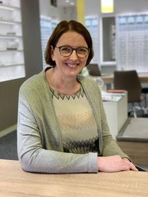 Karen Winning, Mitarbeiterin beim GlasHaus - dem optiker