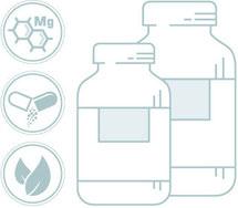 Magnesium in der Darreichungsform als 00-Kapsel