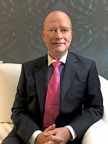 Phaidros Krugmann • Präsident • Heidelberger Hypnose Akademie