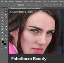fotoritocco beauty