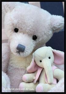 Linnea und Elefantinchen
