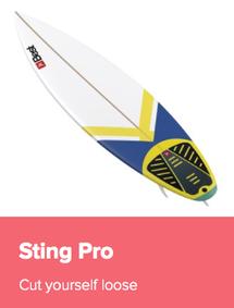 Best Sting Pro Waveboard
