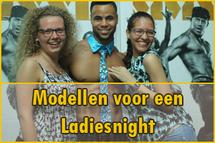 Mannenlijke modellen voor ladiesnight