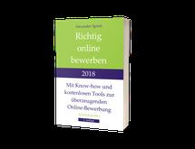 Alexander Sprick: Richtig online bewerben 2018 - Mit Know-how und kostenlosen Tools zur überzeugenden Online-Bewerbung - ISBN 9783981967616