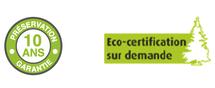 Bois exotique eco certifié développement durable