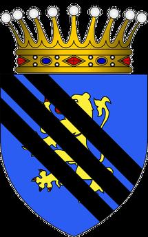 BLASON  D'ANSELME DE MARENCHES, Jurisconsulte à Dole dès 1452