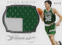KEVIN McHALE / Jumbo Patch - No. 39  (#d 4/20)