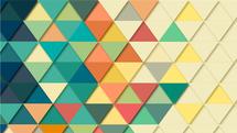 三角模様のイメージ写真background-3045402_1280