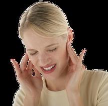 Zahnfehlstellungen können u.a. zu Kopfschmerzen führen (© proDente e.V.)
