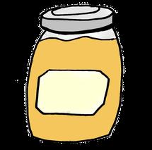 Grafik Einmachglas