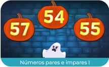 Números pares e impares I - (1ºEP)