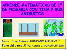 Matemáticas 1º de primaria