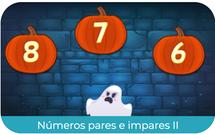 Números pares e impares II -(1ºEP)