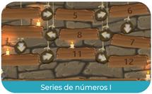 Series de números - (1º EP)