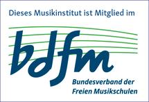 dmp school Nürnberg - Mitglied im bdfm - Qualifizierter Musikunterricht
