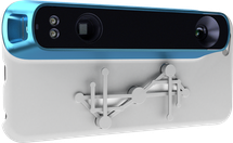 Structure Sensor von Occipital mit Smartphone Case von URBANMAKER