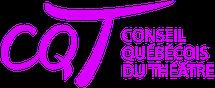 Conseil québécois du théâtre - partenaire CQRTD