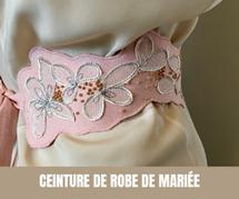 Ceinture de Robe de Mariée par Giulia - Les Français sont gâtés