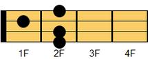 ウクレレコード G9(ジー・ナインス)1