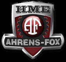 Ahrens-Fox Fire Truck logo